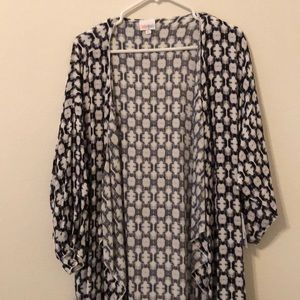 LulaRoe Shirley Large